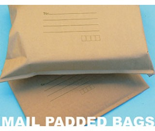 mail pack padded bags
