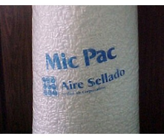polystyrene mic pac void fill