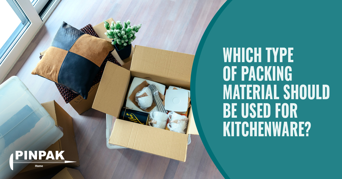 which-type-packing-material-used-kitchenware