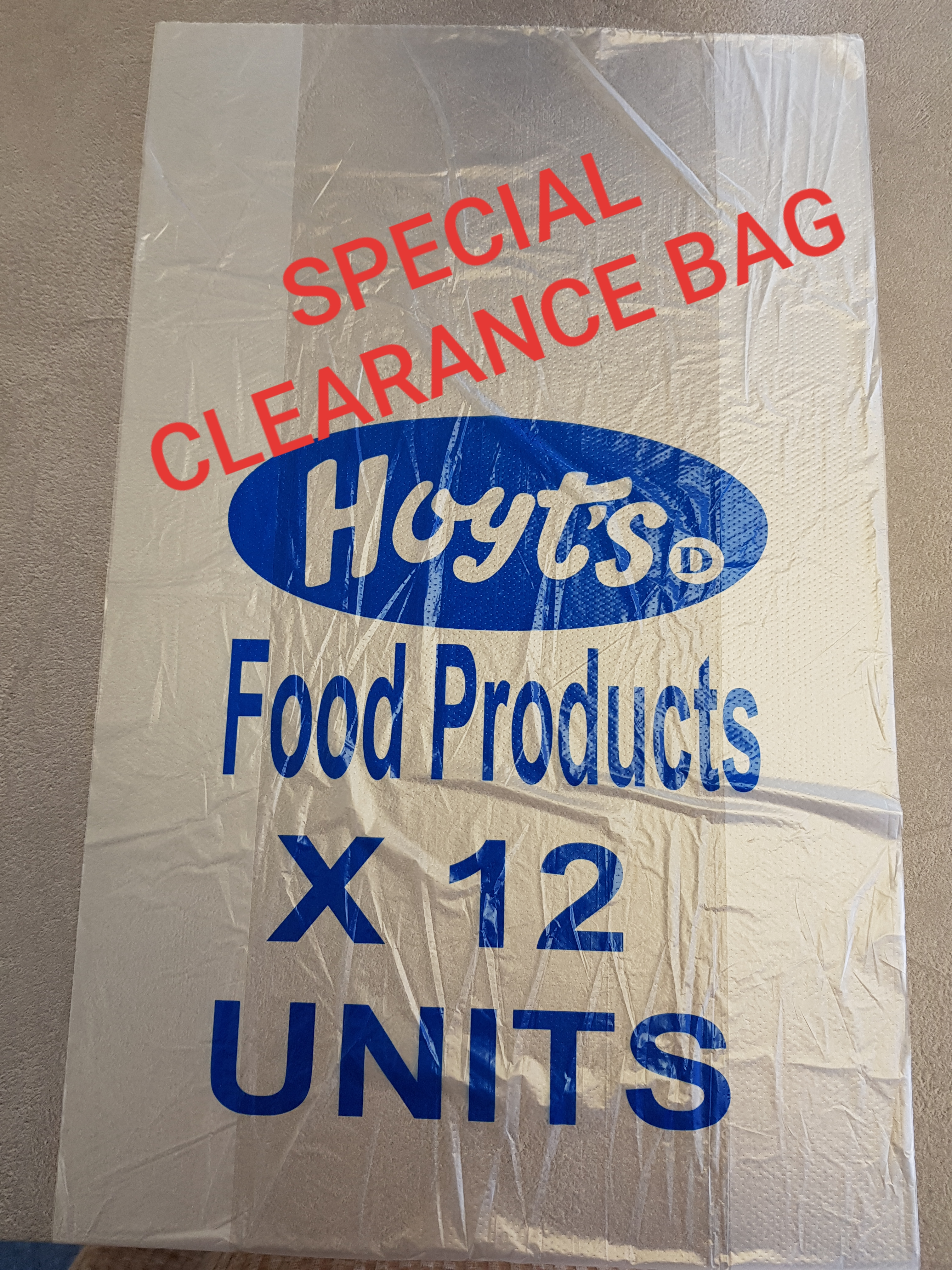 Special Clearance Produce Bags